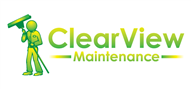 Logoinn created this logo for ClearView Maintenance - who are in the Cleaning Services Logo Design  Sectors