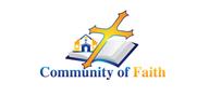 Logoinn created this logo for Community of Faith Church - who are in the Church Logo Design  Sectors