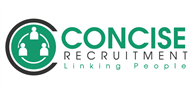 Logoinn created this logo for Concise Recruitment - who are in the Recruitment Logo Design  Sectors