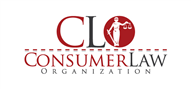 Logoinn created this logo for Consumer Law Organization - who are in the Law Logo Design  Sectors