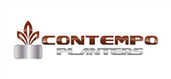 Logoinn created this logo for Contempo Planters - who are in the Landscape Logo Design  Sectors
