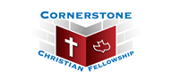 Logoinn created this logo for Cornerstone Christian Fellowship - who are in the Religious Logo Design  Sectors