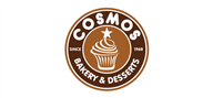 Logoinn created this logo for Cosmos Bakery Ltd - who are in the Cafes Logo Design  Sectors