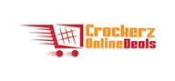 Logoinn created this logo for Crackerz Online Deals - who are in the Wholesale Logo Design  Sectors