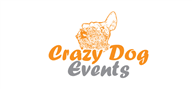 Logoinn created this logo for Crazy Dog Events, LLC - who are in the Racing Logo  Sectors