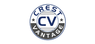 Logoinn created this logo for Crest Vantage - who are in the Education Logo Design  Sectors