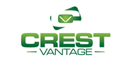 Logoinn created this logo for Crest Vantage - who are in the Services Logo Design  Sectors