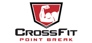 Logoinn created this logo for Crosfit Point Break - who are in the Fitness Logo Design  Sectors
