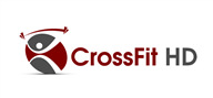 Logoinn created this logo for CrossFit HD - who are in the Weight loss Logo  Sectors