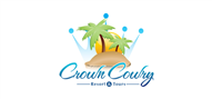Logoinn created this logo for Crown Cowry Resort & Tours - who are in the Other Logo  Sectors