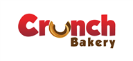 Logoinn created this logo for Crunch Bakery - who are in the Beverages Logo Design  Sectors