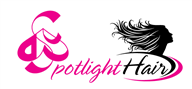 Logoinn created this logo for D&G Spotlight Hair - who are in the Hair Logo Design  Sectors