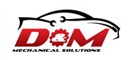 Logoinn created this logo for D & M Mechanical Solutions - who are in the Automotive Logo Design  Sectors