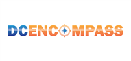 Logoinn created this logo for DC ENCOMPASS - who are in the Information Technology Logo Design  Sectors