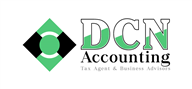 Logoinn created this logo for DCN Accounting - who are in the Accounting Logo Design  Sectors