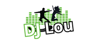 Logoinn created this logo for DJ Lou - who are in the Music Logo Design  Sectors