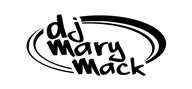 Logoinn created this logo for DJ Mary Mack - who are in the Entertainment Logo Design  Sectors