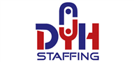 Logoinn created this logo for DYH Staffing - who are in the Recruitment Logo Design  Sectors
