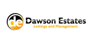 Logoinn created this logo for Dawson Estates - who are in the Real Estate Logo Design  Sectors