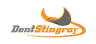 Logoinn created this logo for DentStingray - who are in the Automotive Logo Design  Sectors
