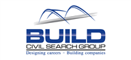 Logoinn created this logo for Design/Build Civil Search Group - who are in the Engineering Services Logo Design  Sectors