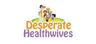 Logoinn created this logo for Desperate Healthwives - who are in the Fun Logo  Sectors