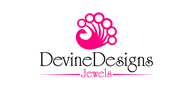 Logoinn created this logo for DevineDesigns Jewels - who are in the Jewelry Logo Design  Sectors