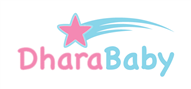 Logoinn created this logo for Dhara Baby - who are in the Wholesale Logo Design  Sectors