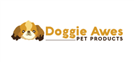 Logoinn created this logo for Doggie Awes Pet Products - who are in the Animal Logo Design  Sectors