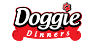 Logoinn created this logo for Doggie Dinners - who are in the Food Logo Design  Sectors