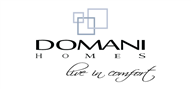 Logoinn created this logo for Domani Homes - who are in the Civil Engineering Logo  Sectors