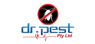 Logoinn created this logo for Dr. Pest Pty Ltd - who are in the Services Logo Design  Sectors
