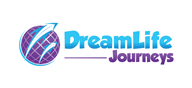 Logoinn created this logo for Dream Life Journeys - who are in the Tourism Logo  Sectors