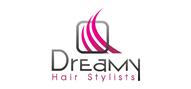 Logoinn created this logo for Dreamy Hair Stylists - who are in the Salon Logo Design  Sectors