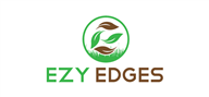 Logoinn created this logo for EZY EDGES  - who are in the Landscape Logo Design  Sectors