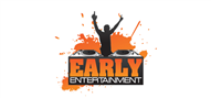 Logoinn created this logo for Early Entertainment LLC - who are in the Music Logo Design  Sectors