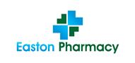 Logoinn created this logo for Easton Pharmacy - who are in the Pharmacy Logo  Sectors