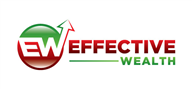 Logoinn created this logo for Effective Wealth Pty Ltd - who are in the Accountancy Firm Logo Design  Sectors