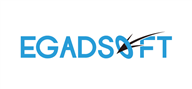 Logoinn created this logo for EgadSoft - who are in the Software Logo Design  Sectors