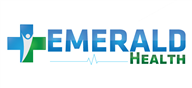 Logoinn created this logo for Emerald Health - who are in the Doctors Logo Design  Sectors