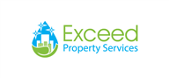 Logoinn created this logo for Exceed Property Services  - who are in the Cleaning Services Logo Design  Sectors