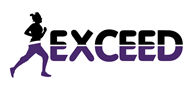 Logoinn created this logo for Exceed Women's Running Team - who are in the Physical Training Logo Design  Sectors