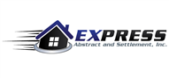 Logoinn created this logo for Express Abstract and Settlement, Inc. - who are in the Real Estate Logo Design  Sectors
