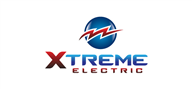 Logoinn created this logo for Extreme Electric or Xtreme Electric - who are in the Industrial Logo Design  Sectors