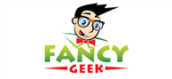 Logoinn created this logo for Fancy Geek - who are in the Wholesale Logo Design  Sectors