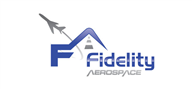 Logoinn created this logo for Fidelity Aerospace  - who are in the Transportation Logo Design  Sectors