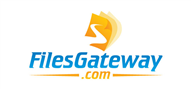 Logoinn created this logo for FilesGateway.com - who are in the Computer Logo Design  Sectors