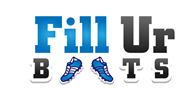 Logoinn created this logo for Fill Ur Boots - who are in the Sports Logo Design  Sectors
