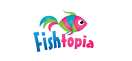 Logoinn created this logo for Fishtopia - who are in the Toys Logo Design  Sectors