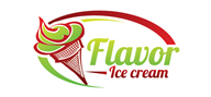 Logoinn created this logo for Flavor Ice Cream - who are in the Restaurants Logo Design  Sectors